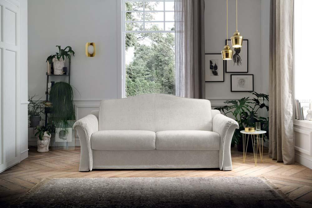 Italiski minksti baldai sofa lova Tango