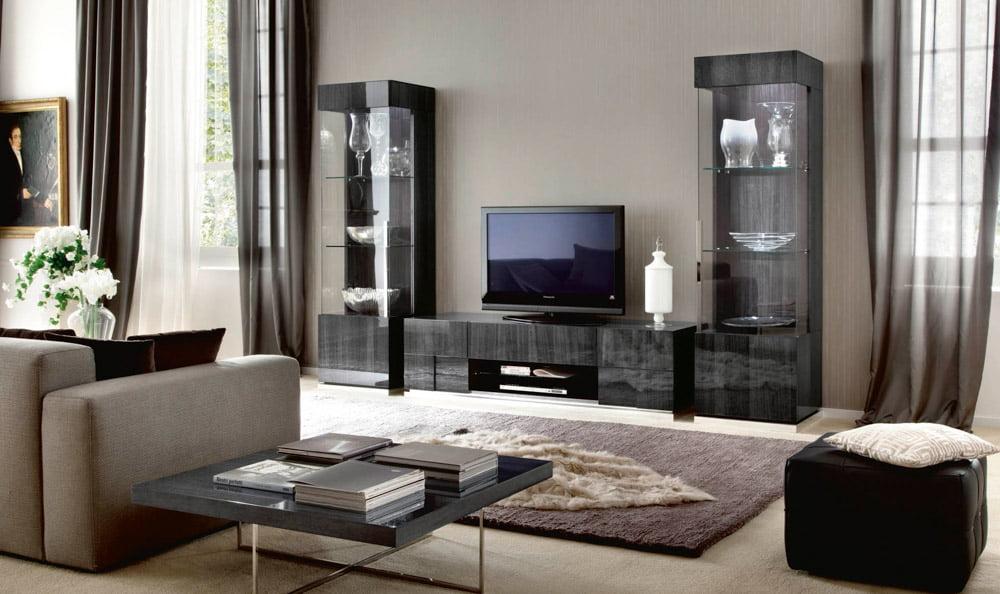 Italiski svetaines baldai Montecarlo tv spintele (3)