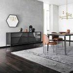 Italiski svetaines baldai komoda Kendo (1)