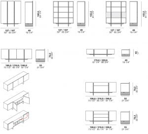 Italiski svetaines baldai recta (8)
