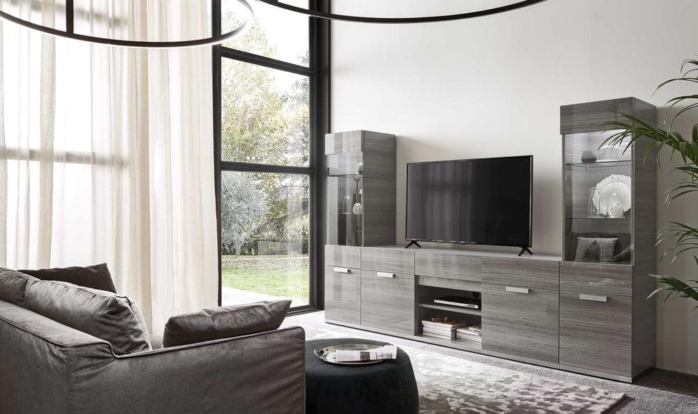 Italiski svetaines baldai tv spintele Iris (2)