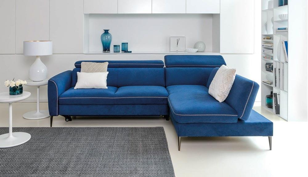 Kampine sofa Dianthus vero minksti baldai