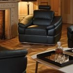 Kler minkšti baldai Sonata fotelis (2)