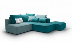 Minksti baldai sofa Bubble