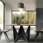 Natisa italiski baldai origami valgomojo stalas (18)