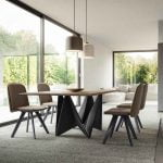 Natisa italiski baldai origami valgomojo stalas (22)