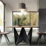 Natisa italiski baldai origami valgomojo stalas (26)