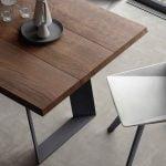 Natisa italiski valgomojo baldai stalas BRIDGE FAN (11)