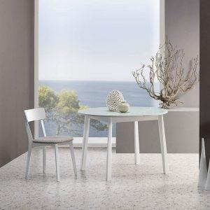 Natisa italiski valgomojo baldai stalas HYDRA (1)