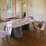 Natisa italiski valgomojo baldai stalas ORBIT