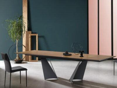 Natisa italiski valgomojo baldai stalas VELA