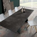 Natisa italiski valgomojo baldai stalas koral (1)