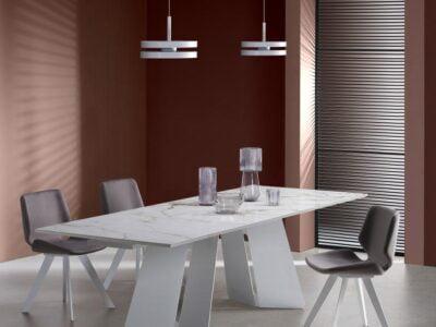 Natisa italiski valgomojo baldai stalas koral (5)