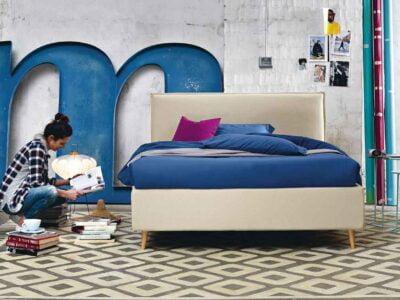 Noctis italiski miegamojo baldai lova BOB 2
