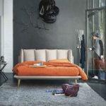 Noctis italiski miegamojo baldai lova Birdland (1)