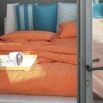 Noctis italiski miegamojo baldai lova Birdland (2)