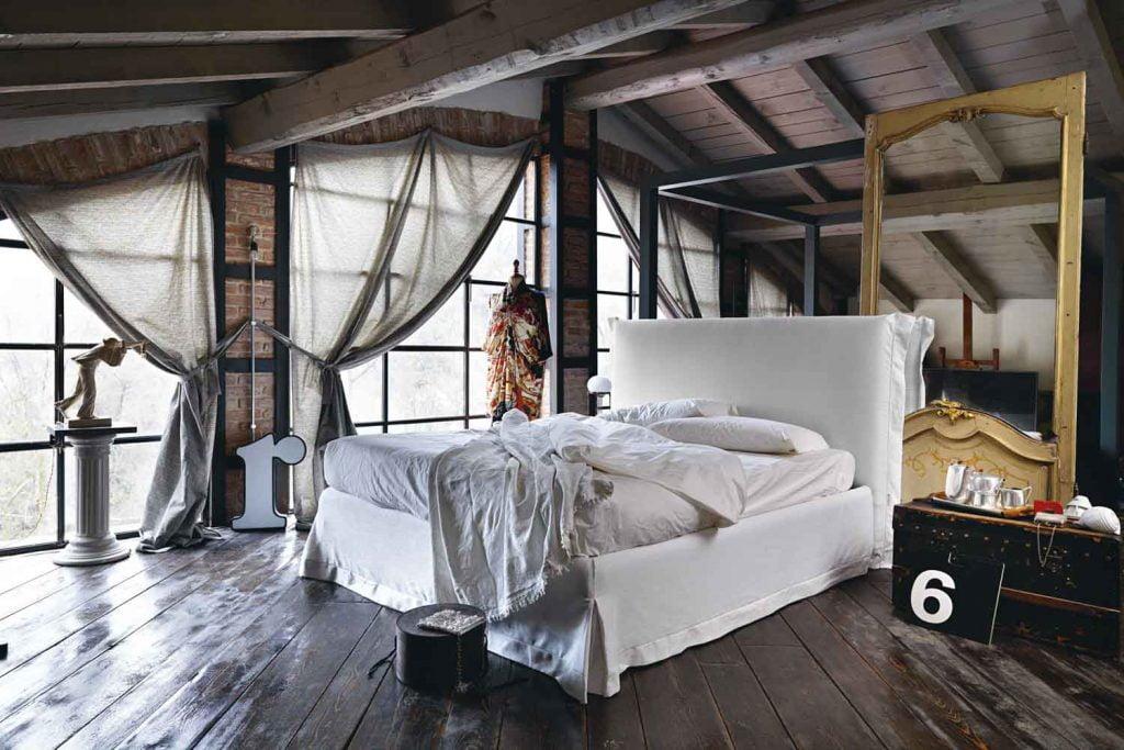 Noctis italiski miegamojo baldai lova CLOe