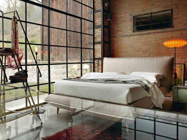 Noctis italiski miegamojo baldai lova DAVIS (4)