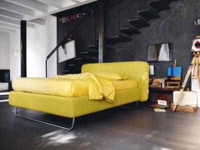 Noctis italiski miegamojo baldai lova DOXY WIDE (8)