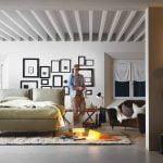 Noctis italiski miegamojo baldai lova EDEN ADVANCE 160 frog (1)