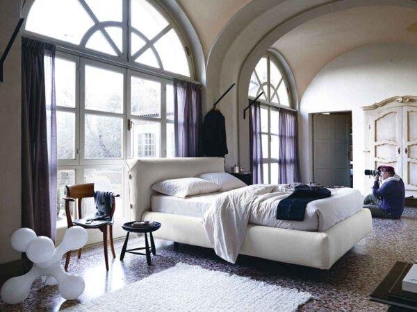 Noctis italiski miegamojo baldai lova EDEN ADVANCE 160 frog (3)
