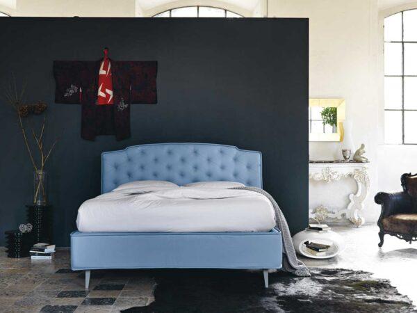 Noctis italiski miegamojo baldai lova FRANK