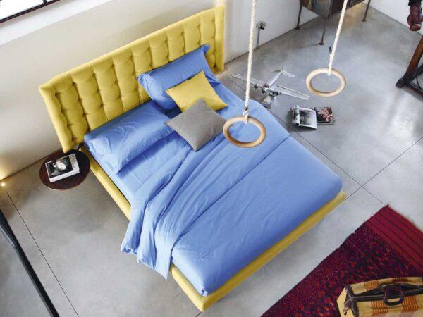 Noctis italiski miegamojo baldai lova Hug 05 High (6)