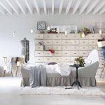 Noctis italiski miegamojo baldai lova Lullaby Chic (2)
