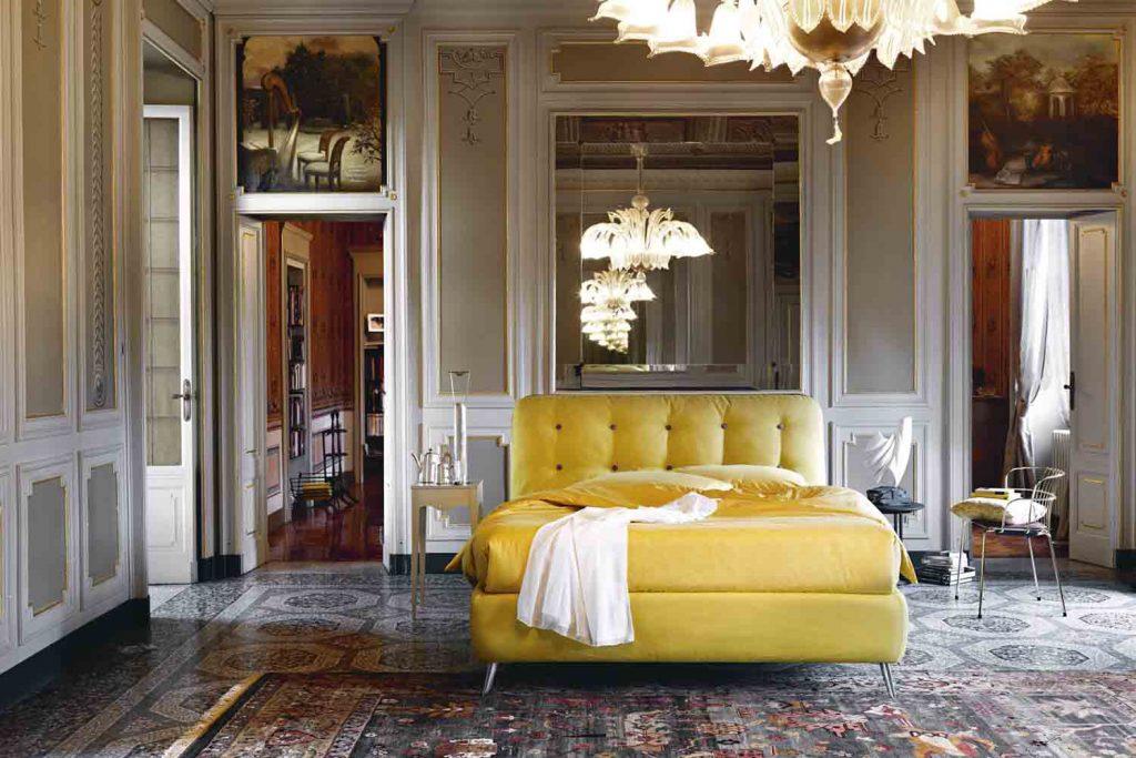 Noctis italiski miegamojo baldai lova Paco (7)
