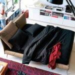 Noctis italiski miegamojo baldai lova So Casual (1)