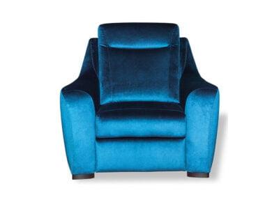 Notturno fotelis kler minksti baldai (2)