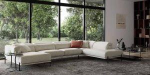 Olta minksti baldai kampine sofa Spectra 4