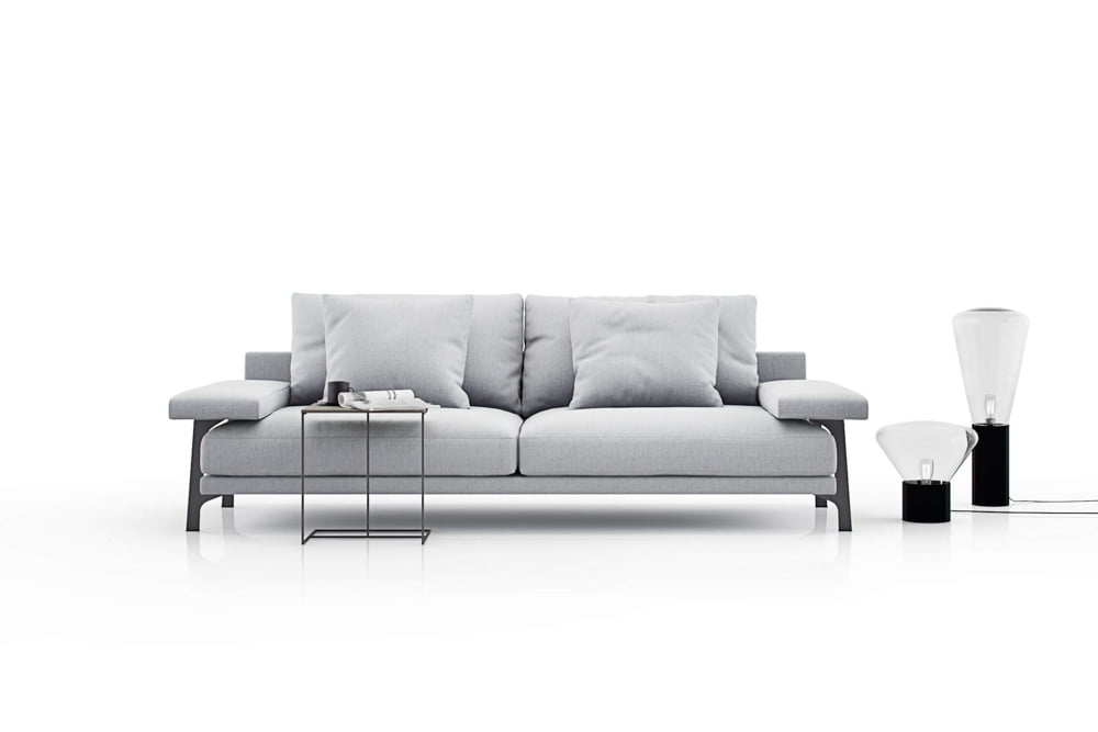Olta minksti baldai sofa Onyx