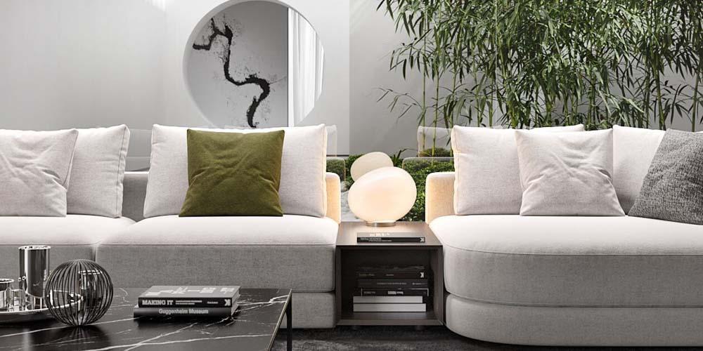 Olta minksti baldai sofa Stone (3)