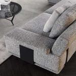 Olta minkti baldai sofa COOPER