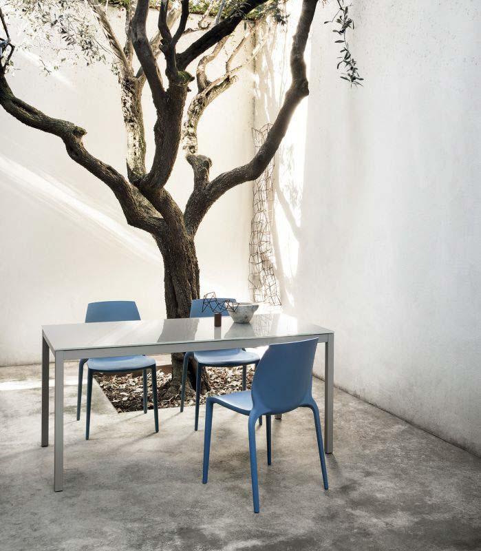 italiski baldai diesis valgomojo stalas