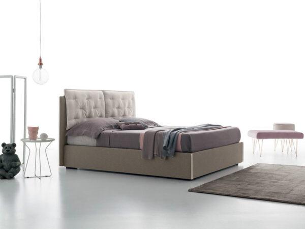itališki miegamojo baldai lova Affleck (9)