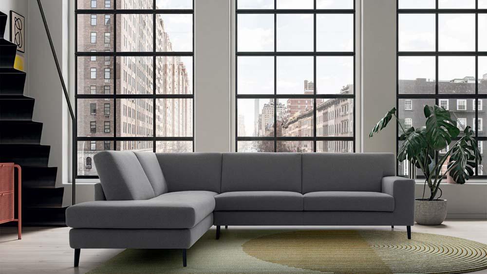 italiski minksti baldai Liam kampine sofa 6