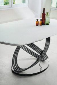 italiski valgomojo baldai fusion stalas