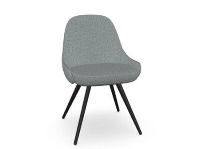 italiski valgomojo baldai kede-Cadira Cone F01