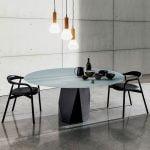 italiski valgomojo baldai stalas deod-3