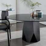 italiski valgomojo baldai stalas deod-9