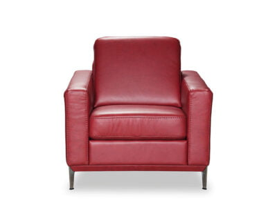 kler baldai fotelis can can raudonas minksti baldai (2)