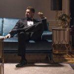 kler minksti baldai aksomine melyna sofa pufas traviata