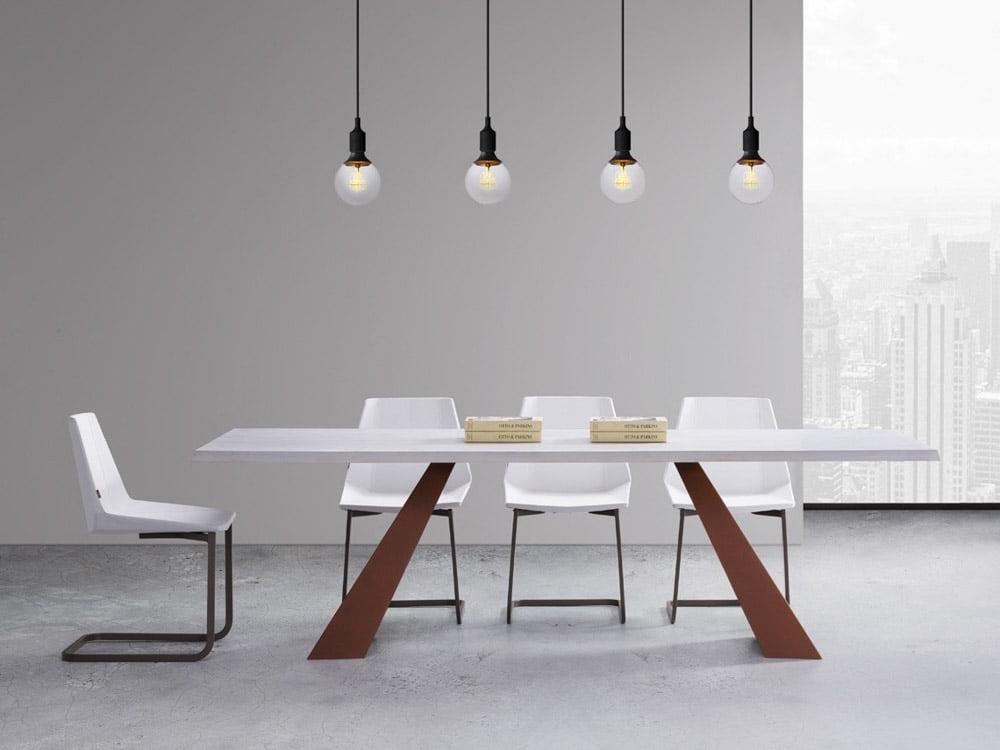 natisa italiski valgomojo baldai stalas VENUS