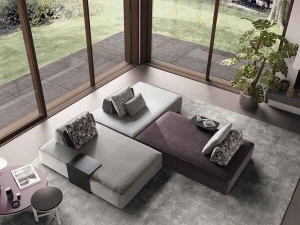 samoa divani moderni jest droll modulinė sofa