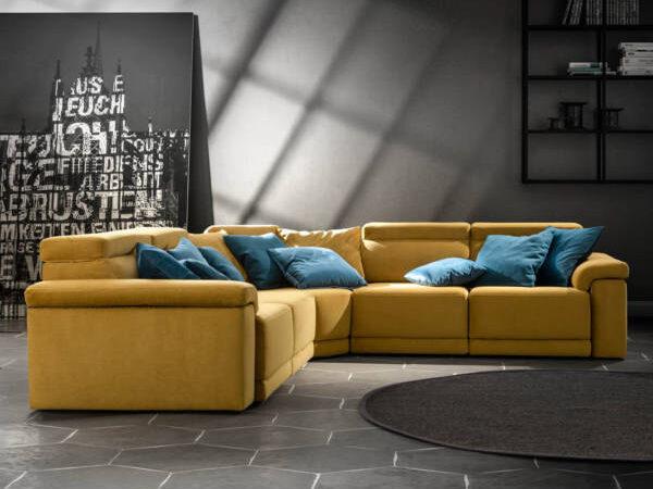samoa divani modernus minskti baldai comfort kampine sofa