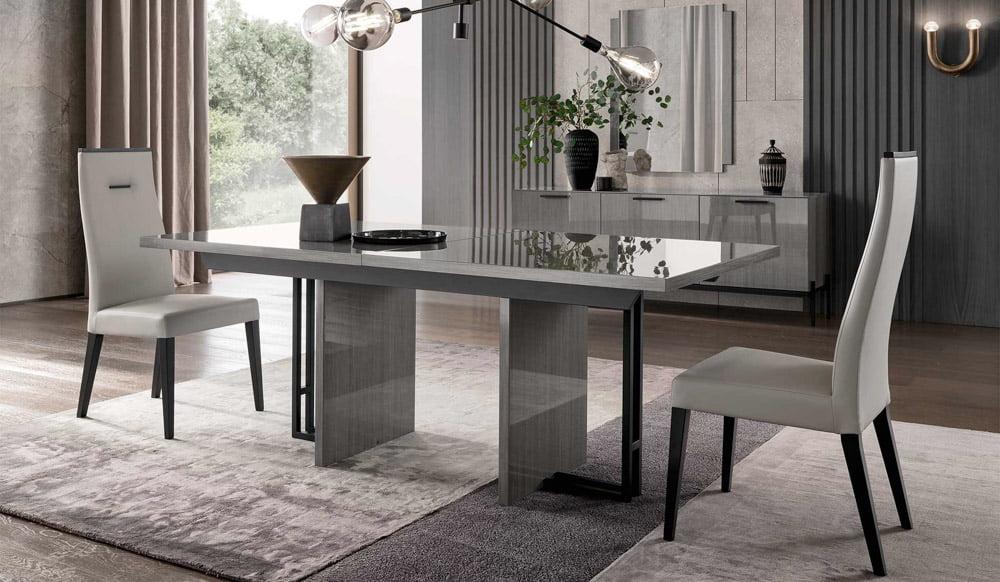ALF ITALIA italiski valgomojo baldai novecento stalas ir kedes (3)