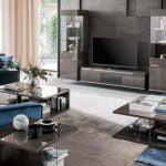 Alf italia itališki svetainės baldai Athena kavos ir žurnalų staliukas (2)