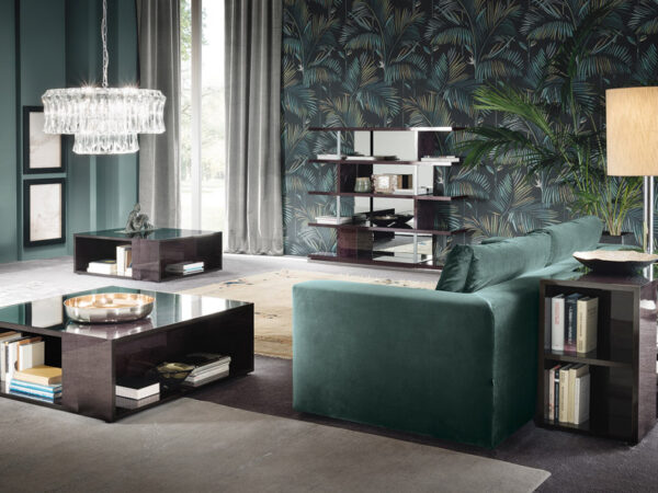 Alf italia itališki svetainės baldai kavos ir žurnalų staliukas Heritage (1)-2